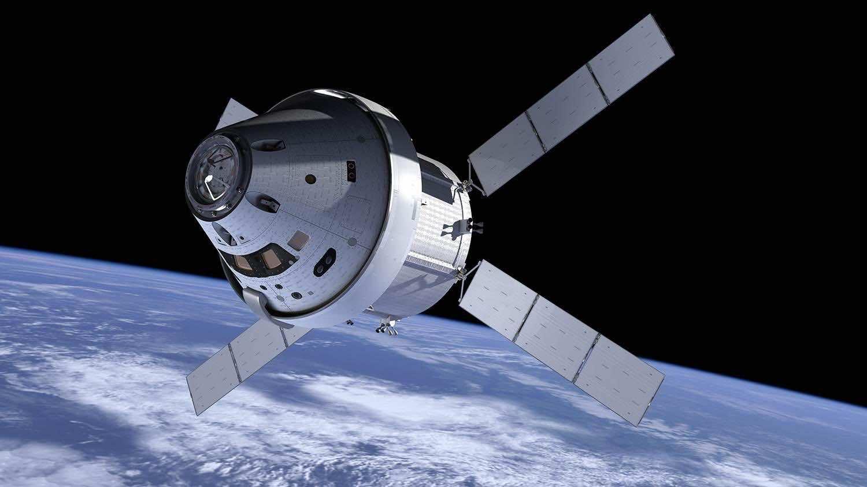 NASA's Orion Spacecraft 2