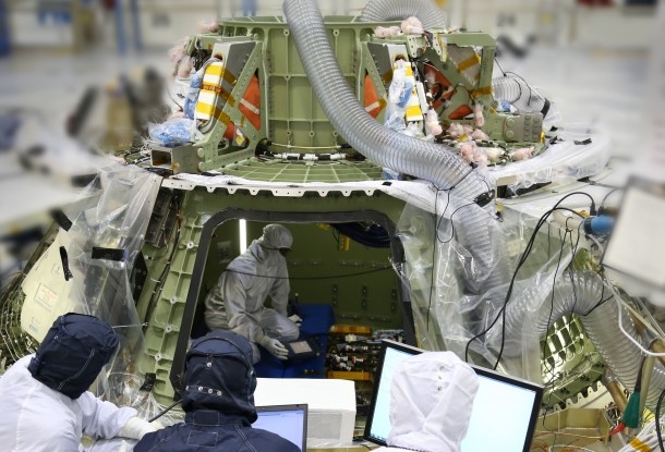 NASA's Orion Spacecraft 5