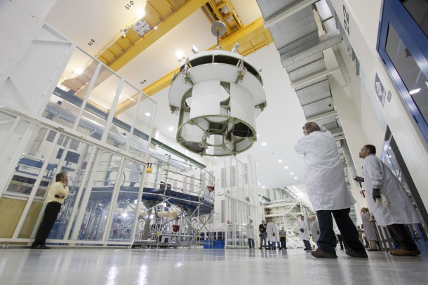 NASA's Orion Spacecraft 6