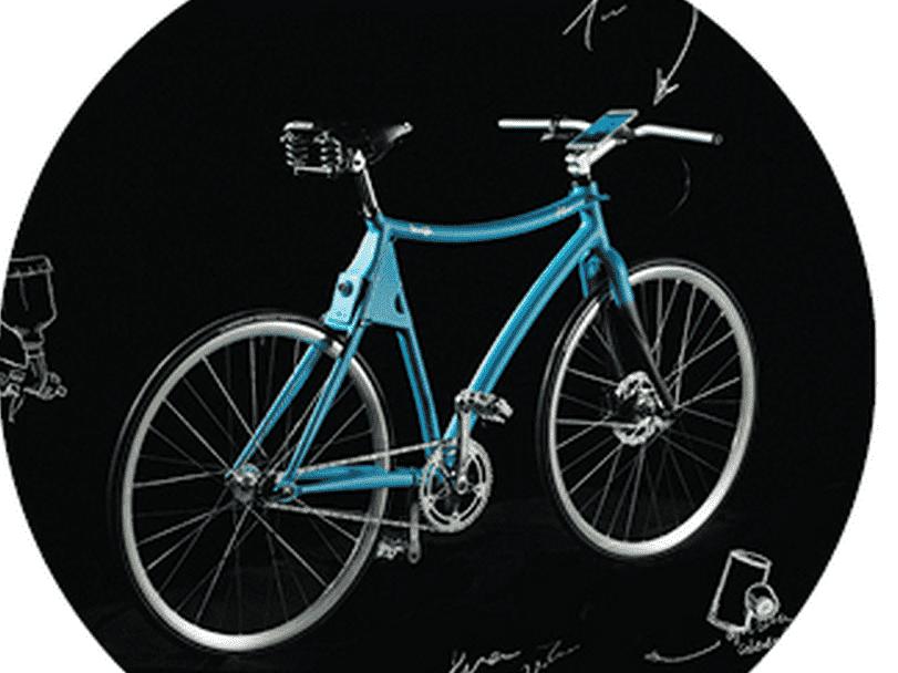Smart Bike 5