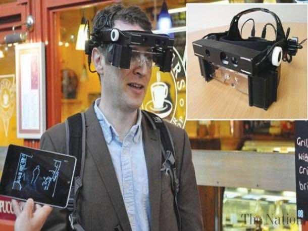 Smart Glasses for Blind