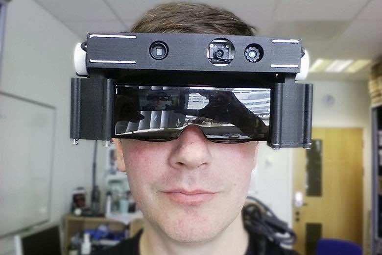 Smart Glasses for Near Blind 2