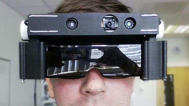 'Smart glasses' hope for blind