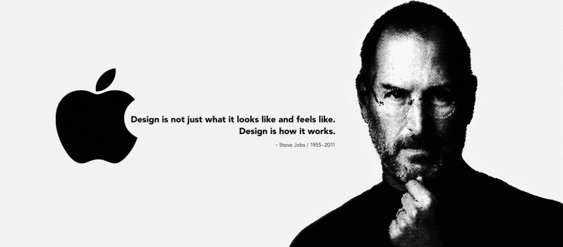 Steve Job engineering quote