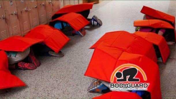 The Bodyguar Blanket 2