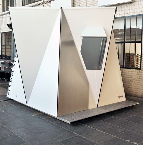 The Compact Shelter
