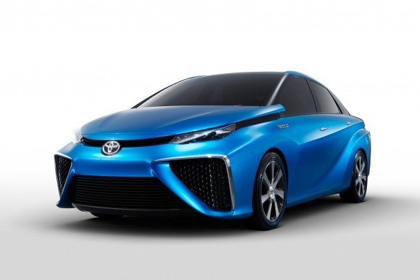Toyota FCV 4