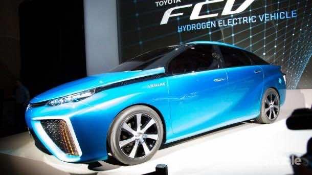 Toyota FCV 5
