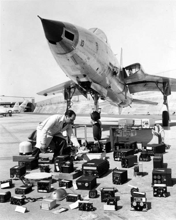 Republic F-105B