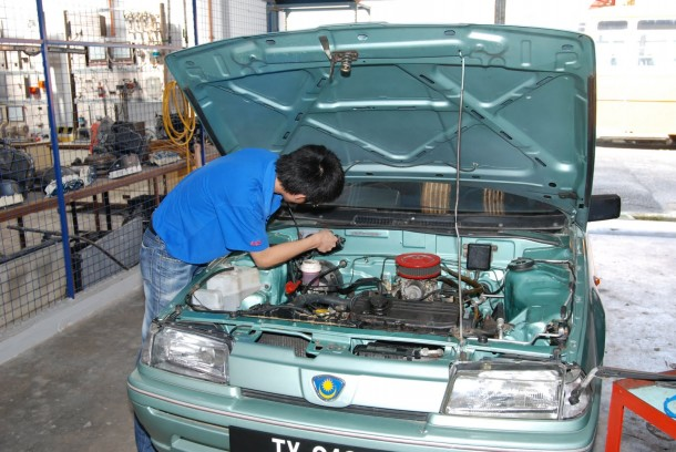 What is Vehicle Engineering (16)
