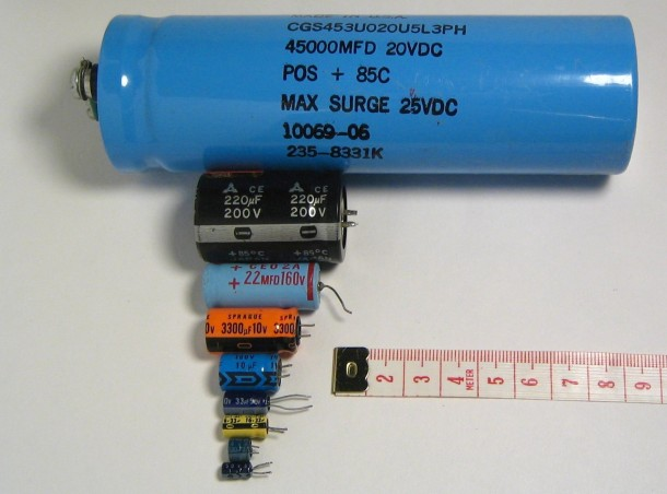 What is a Capacitor 10