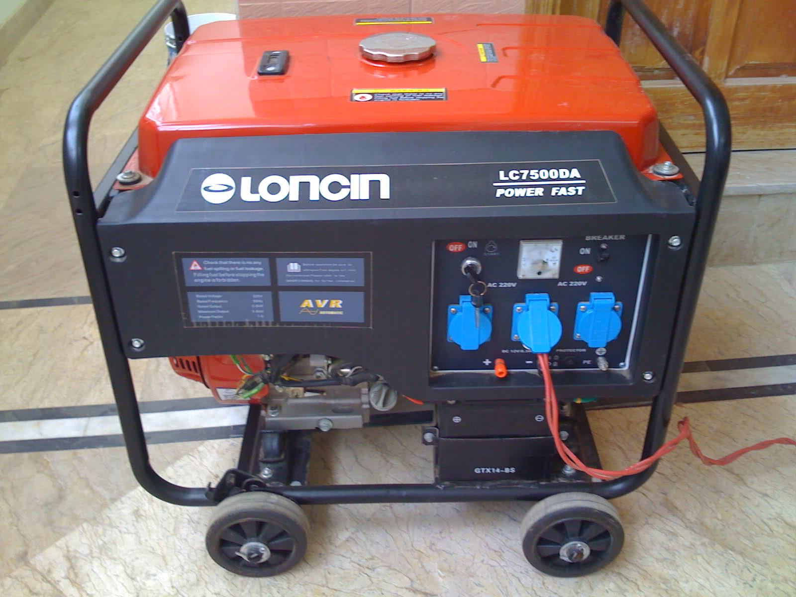 What is a Generator 7