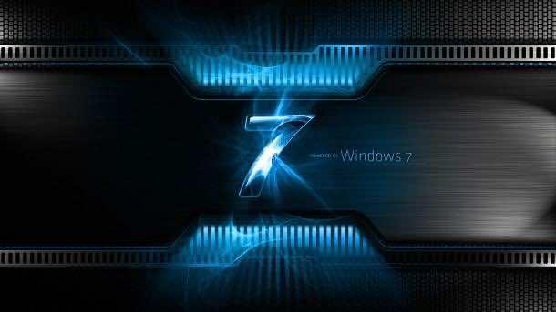 Windows 7 HD wallpaper 7