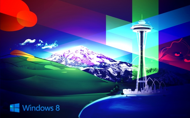 Windows 8 Wallpaper 5