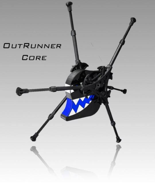 outrunner core