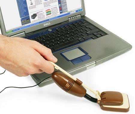 1. USB Vacuum cleaner