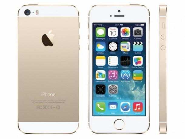 1. iPhone 5S