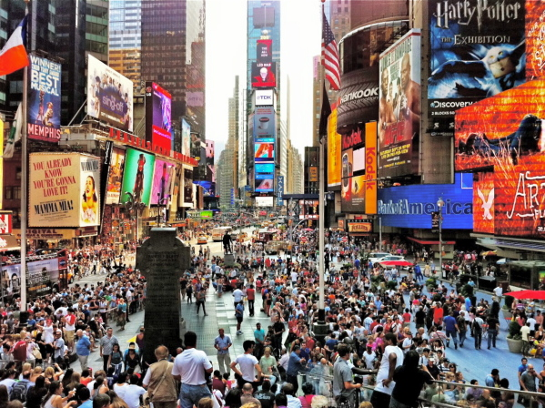 10 Times Square, Present Day