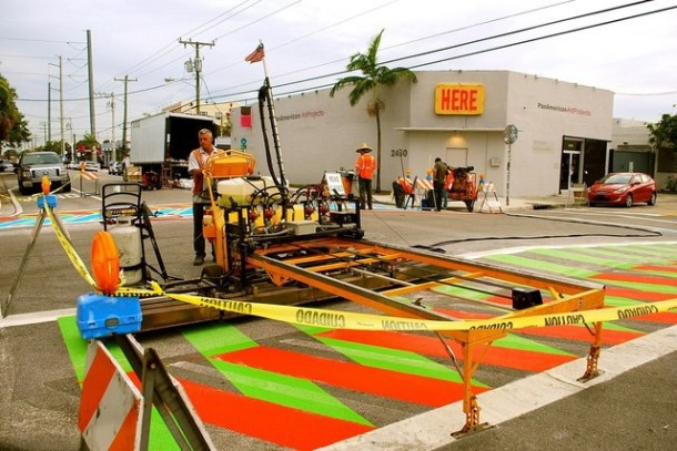 10. Additive color crosswalks by Carlos Cruz Diez3