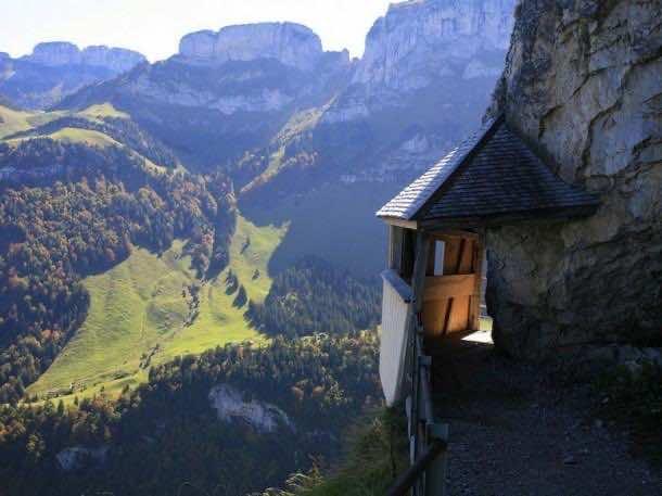 10. Aescher — Wasserauen, Switzerland