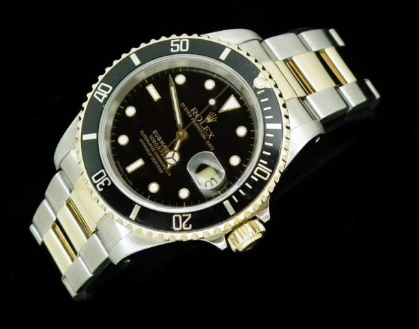 10. Rolex and Metal