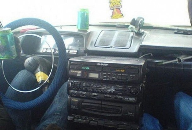 11. Car Stereo System