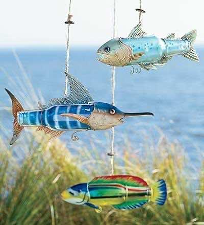 12. Fish Decoration