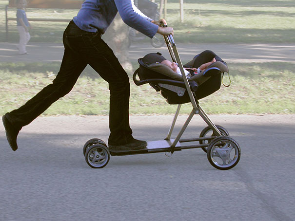 13. Scooter Stroller