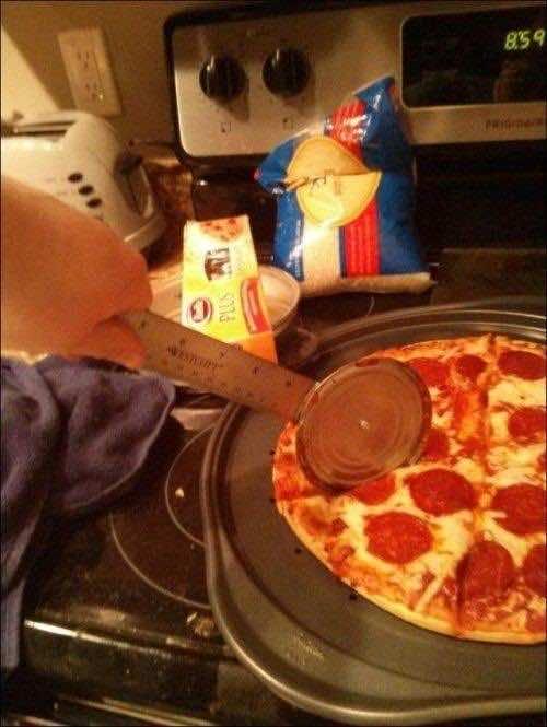16. Pizza Slicer