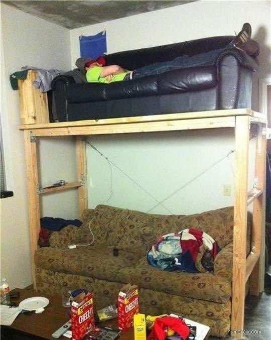 18. Bunk Beds