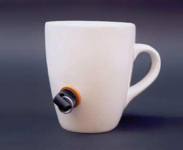 18. Lockable Mug