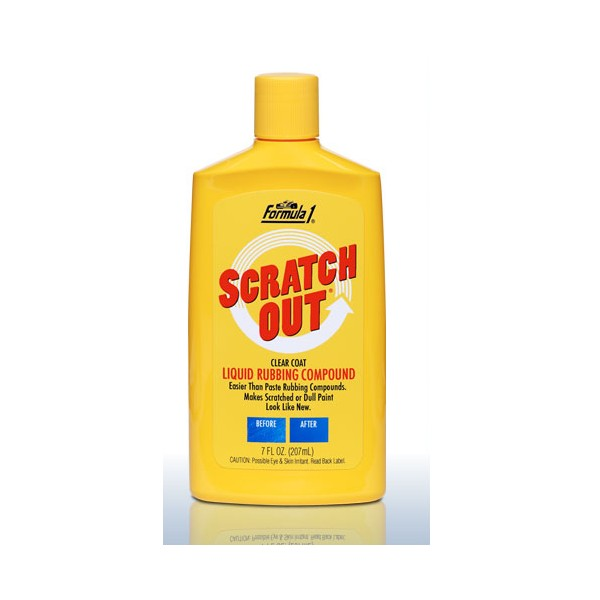 2. Car scratch removal creams