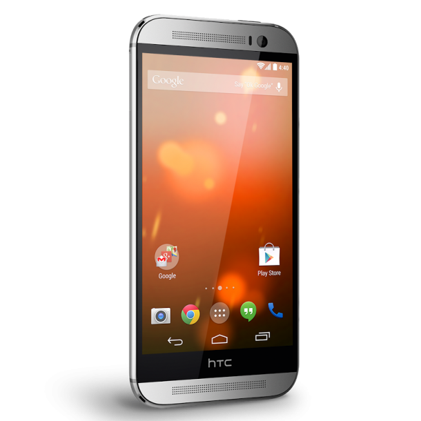 2. HTC One (M8) Google Edition