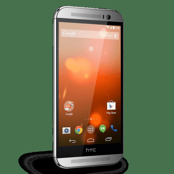 2. HTC One (M8) Google Edition