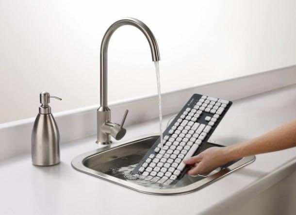 2. Washable Keyboard
