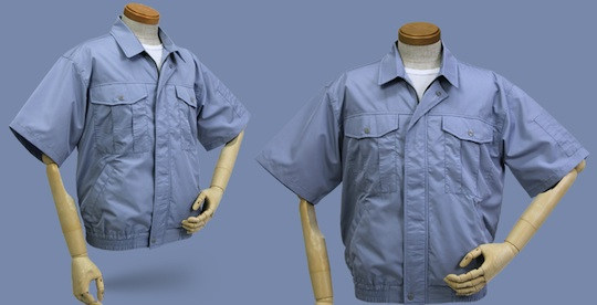 21. Air conditioned shirt