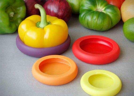 24. Leftover Vegetable Fruit Seal