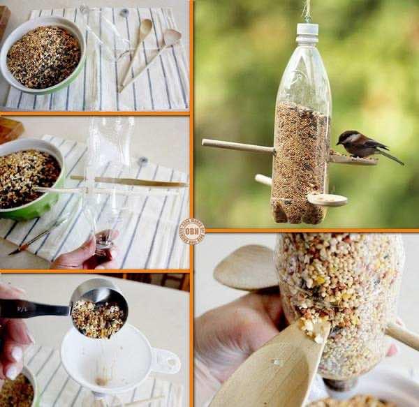 3. Bird Feeder