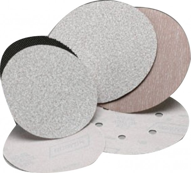 3. Sandpaper or drill grinders