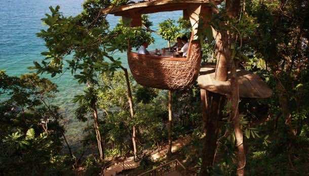 3. The Dining Pod – Koh Kood, Thailand