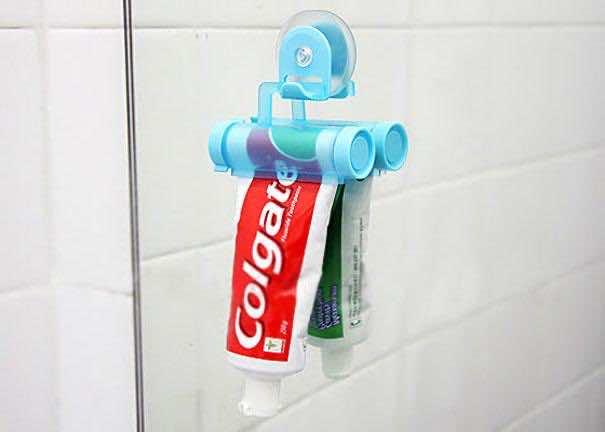 3. Toothpaste Squeezer