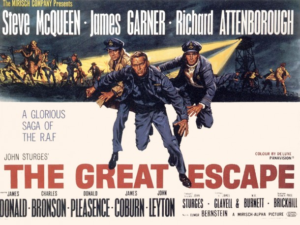 4. The Great Escape