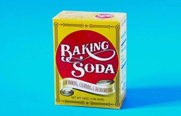 5. Baking soda