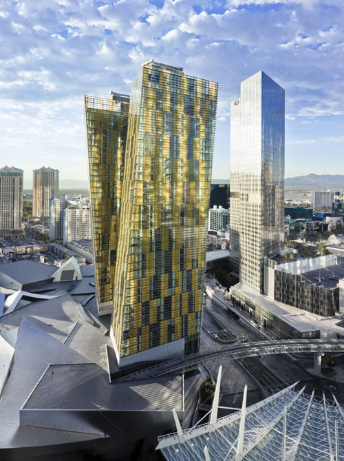5. The Veer Towers, Las Vegas, Nevada, United States
