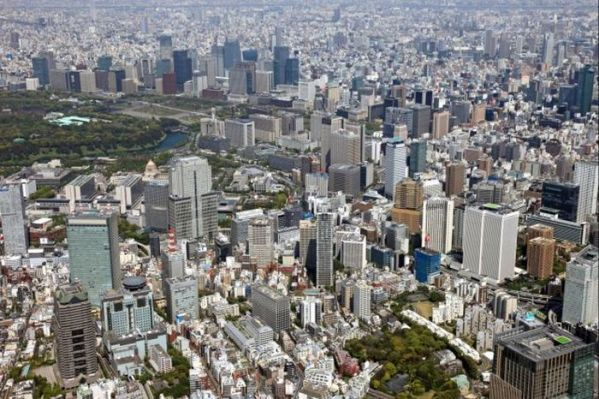 6 Tokyo, Japan 2011