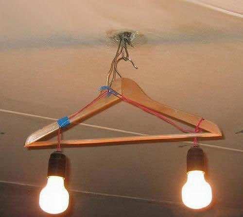 6. Hanger Light