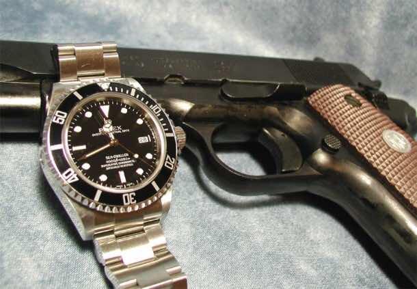 6. Rolex and Murder