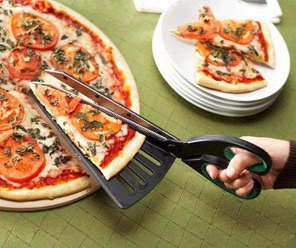 7. Pizza Scissors