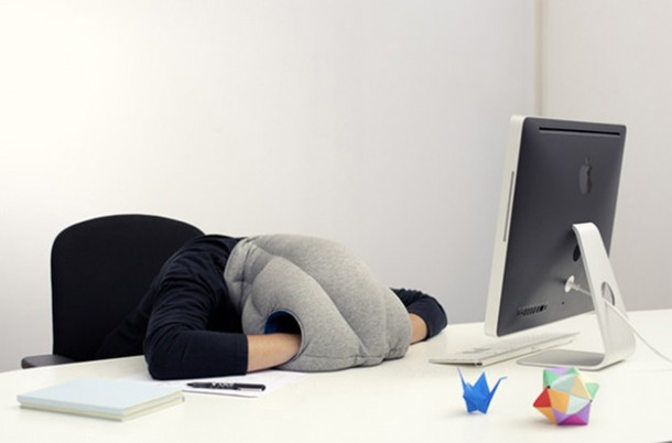 7. Portable Pillow