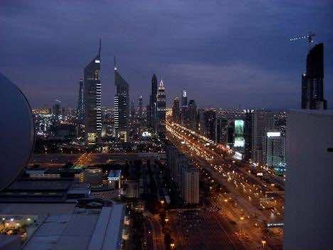 8 Dubai, 2007